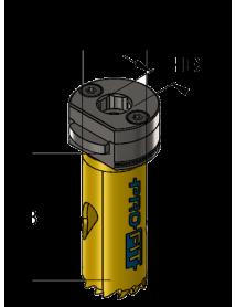 17 mm BiMetal PLUS ProFit gatzaag (var. tand)