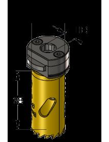 19 mm BiMetal PLUS ProFit gatzaag (var. tand)
