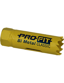 16 mm BiMetal Classic ProFit gatzaag (var. tand)