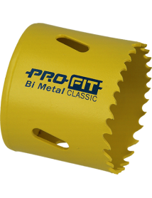 51 mm BiMetal Classic ProFit gatzaag (var. tand)