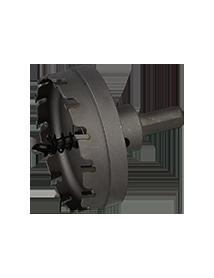 70 mm HM Standaard ProFit Gatfrees