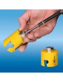 22-25-27-32-35-38-44-54-60 mm 9 delige Multi Purpose ProFit set gatzagen met HSS centreerboren