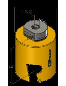 64 mm Multi Purpose ProFit gatzaag