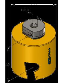 68 mm (met verzinker) Multi Purpose ProFit gatzaag