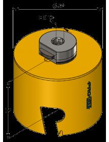 82 mm Multi Purpose ProFit gatzaag