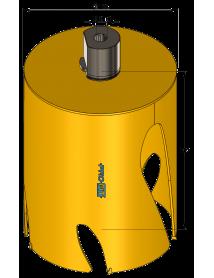 133 mm Multi Purpose Long ProFit gatzaag