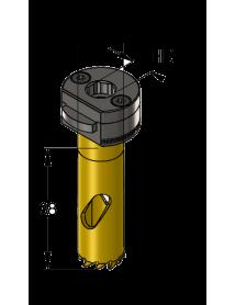 14 mm BiMetal PLUS ProFit gatzaag (reg. tand)
