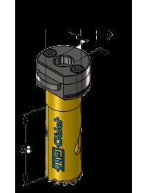 16 mm BiMetal PLUS ProFit gatzaag (reg. tand)