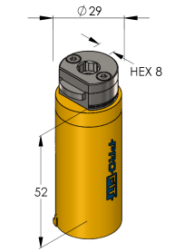 29 mm Multi Purpose ProFit gatzaag