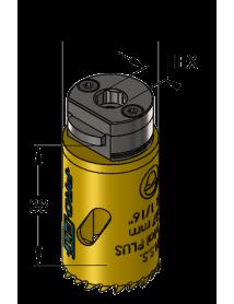 27 mm BiMetal PLUS ProFit gatzaag (reg. tand)