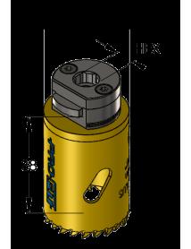 30 mm BiMetal PLUS ProFit gatzaag (reg. tand)