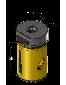 32 mm BiMetal PLUS ProFit gatzaag (reg. tand)