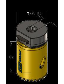 33 mm BiMetal PLUS ProFit gatzaag (reg. tand)