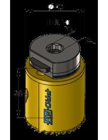 40 mm BiMetal PLUS ProFit gatzaag (reg. tand)