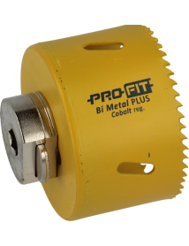70 mm BiMetal PLUS ProFit gatzaag (reg. tand)