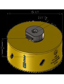 102 mm BiMetal PLUS ProFit gatzaag (reg. tand)